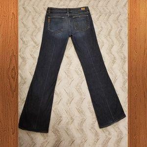 Paige Laural Canyon Premium Denim Jean's 30